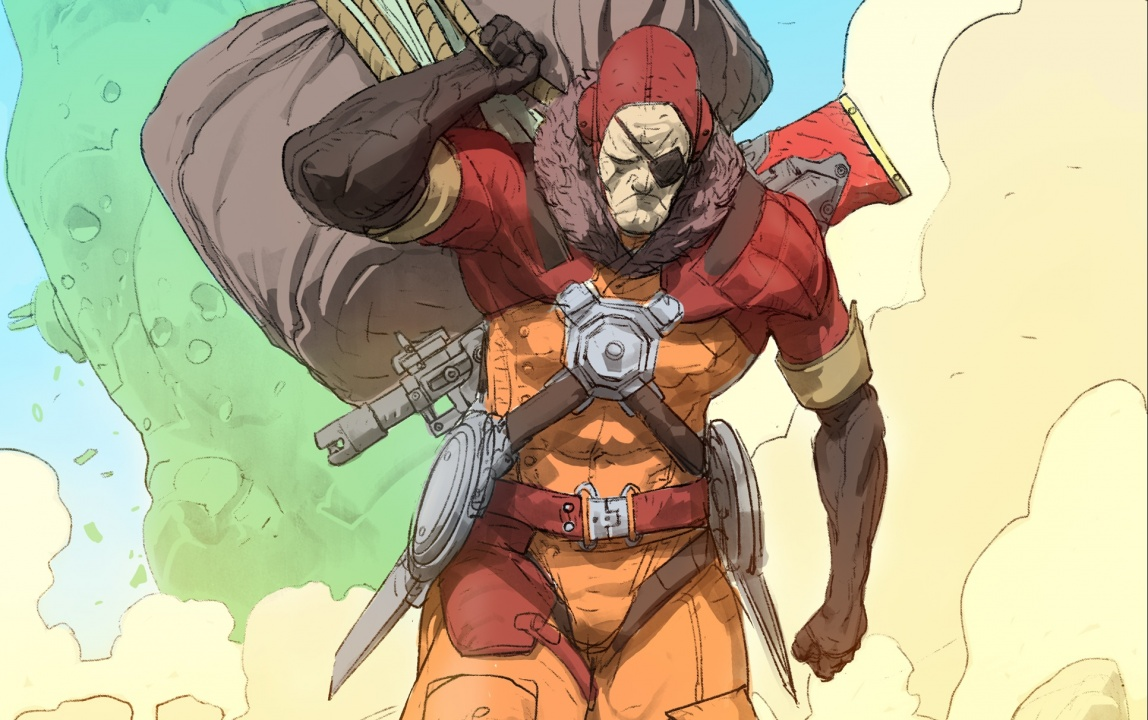 Spacelords Hans