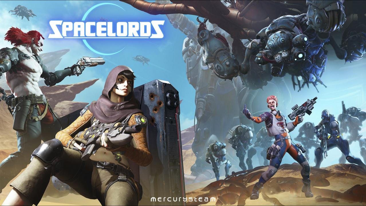 Spacelords Mikah Schneider Lycus