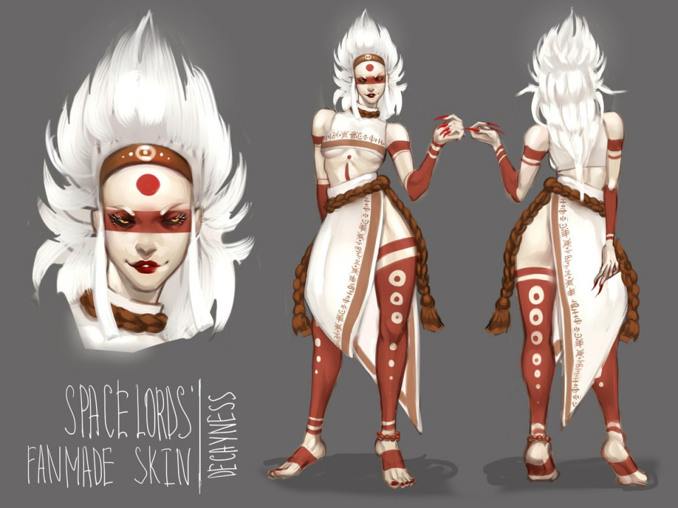 Spacelords iune concept yaced
